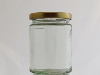 Pallet of 300ml 12oz Round Jar Price includes Standard Carriage & VAT