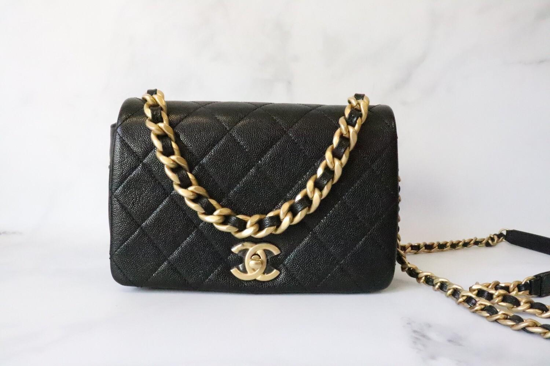 Chanel Fashion Therapy Small Black Bag, New in Box WA001