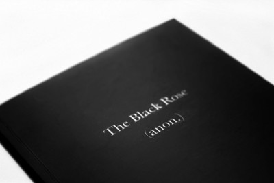 The Black Rose (anon.) - standard edition