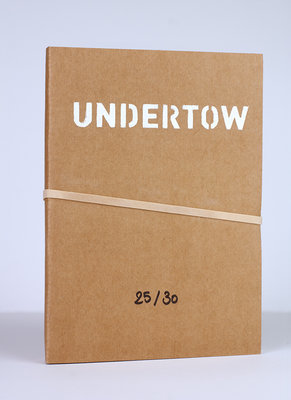 UNDERTOW - POETICS OF DISPLACEMENT -  LIMITED SIGNED EDITION