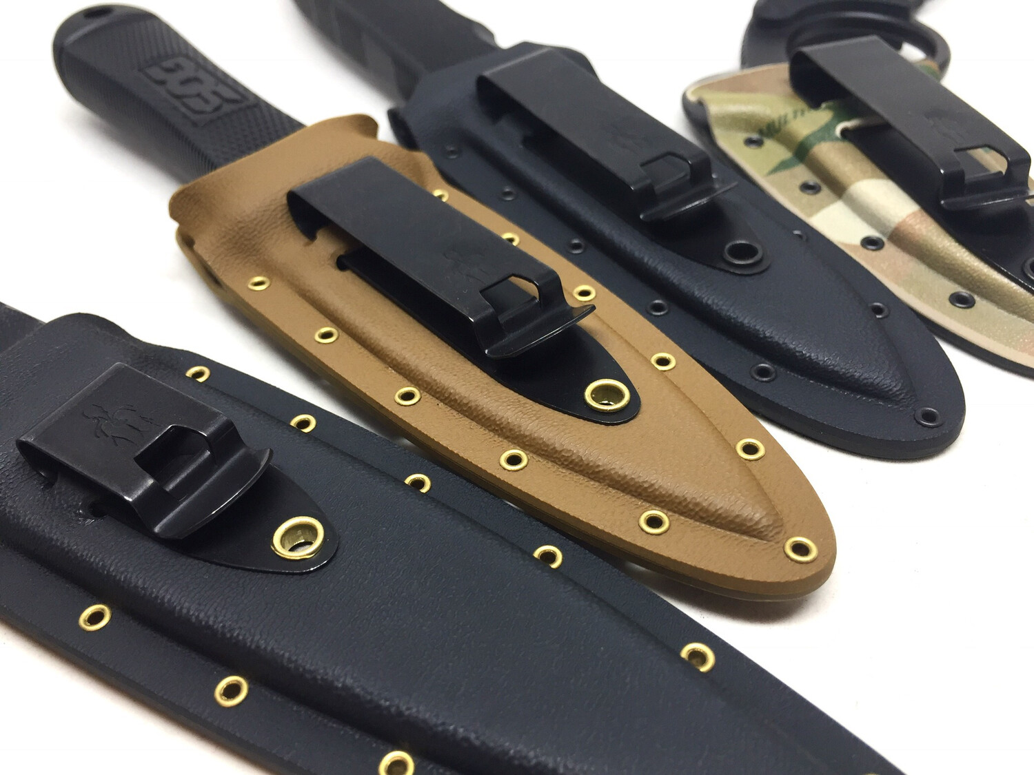 Semi-custom IWB Sheath