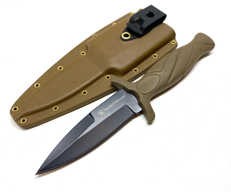 Smith & Wesson 1100072 Knife w/ 3/4 Deep Carry Sheath