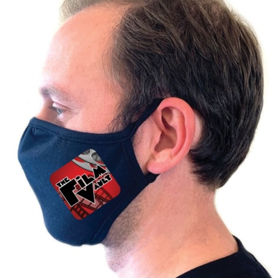 Film Vault Face Mask