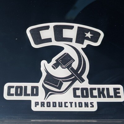 Cold Cockle Domed Decals