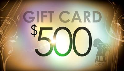 $500 Virtual Gift Card