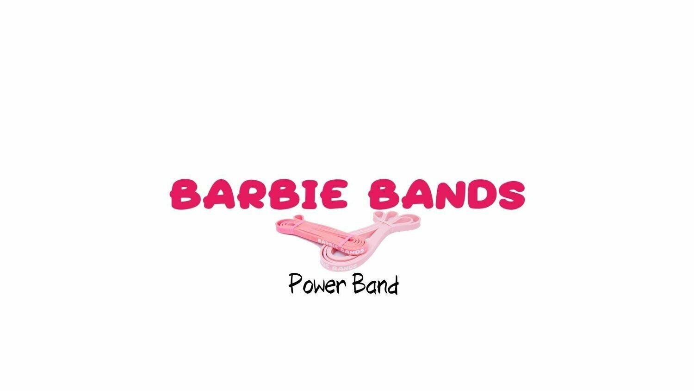 "Barbie "" Power"" Band"