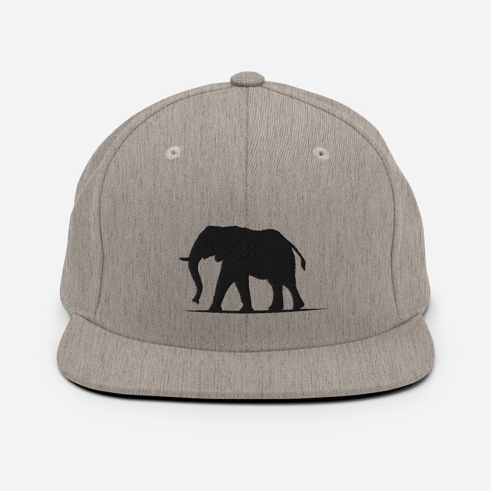 Forever Young Snapback Hat
