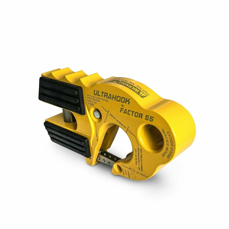Factor 55 Ultrahook gelb, AL8t / BL16t