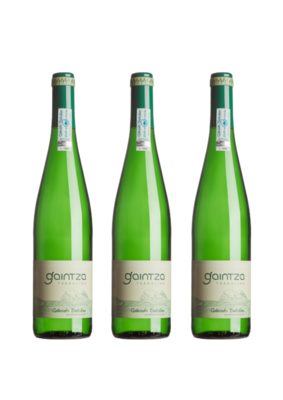 Txakoli Gaintza, 3 botellas