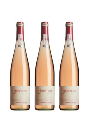 Txakoli ROSES de Gaintza, 3 botellas