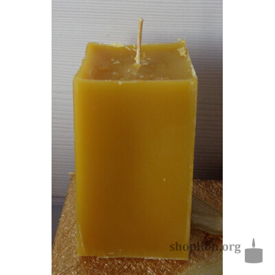 Свеча 180 гр, чистый воск.Применяется для очищения от негатива помещений и людей, также для лечения болезней. Усиливает энергетику и защитные функции организма человека.
