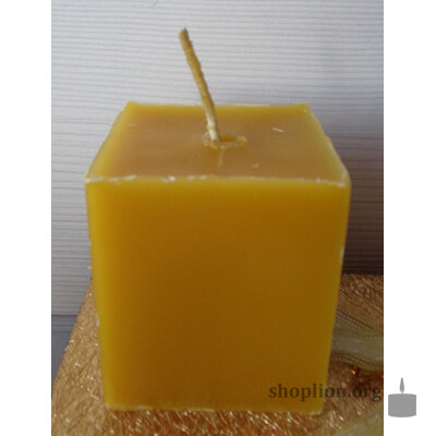Свеча 115 гр, чистый воск. Применяется для очищения от негатива помещений и людей, также для лечения болезней. Усиливает энергетику и защитные функции организма человека.