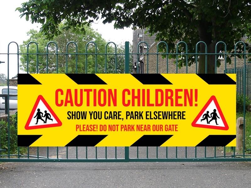 Caution Children!