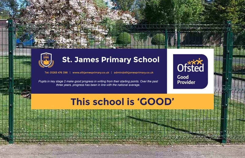 Ofsted Banner (Good)