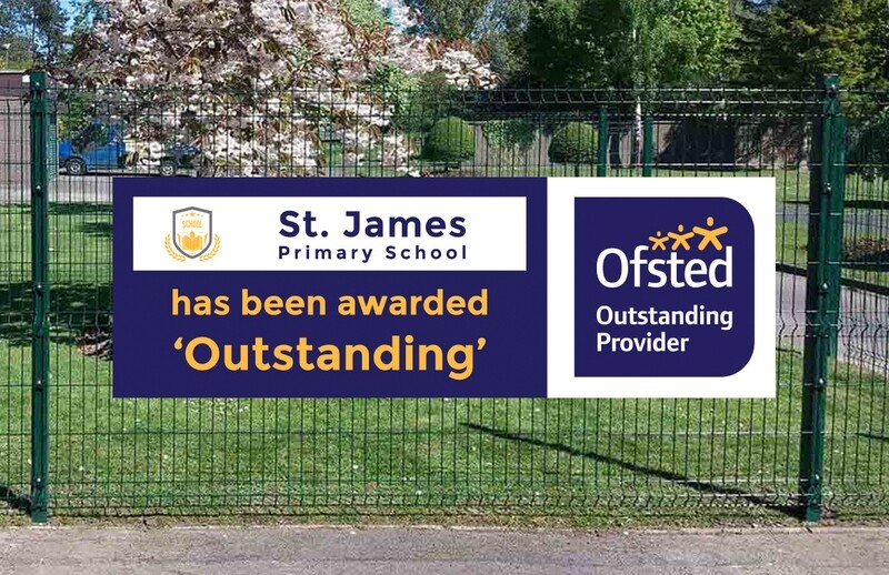 Ofsted Banner (Outstanding)
