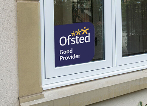Ofsted Stickers