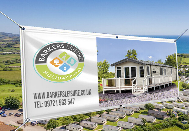 Holiday Park Banners