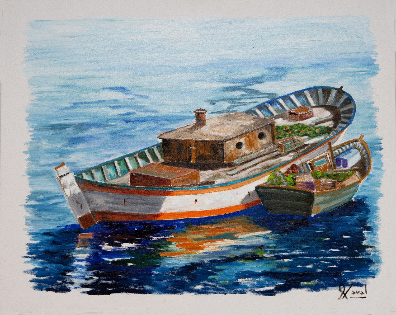 Barca Arcoiris
