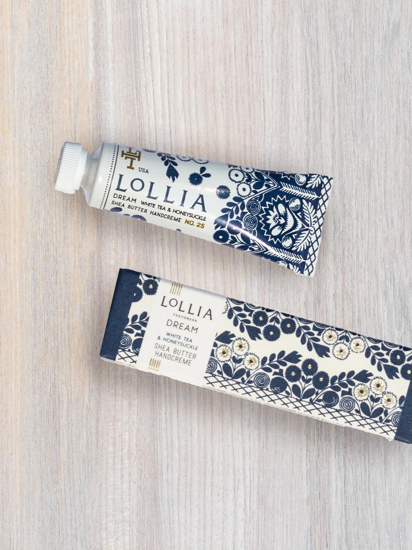 lollia dream petite treat lotion