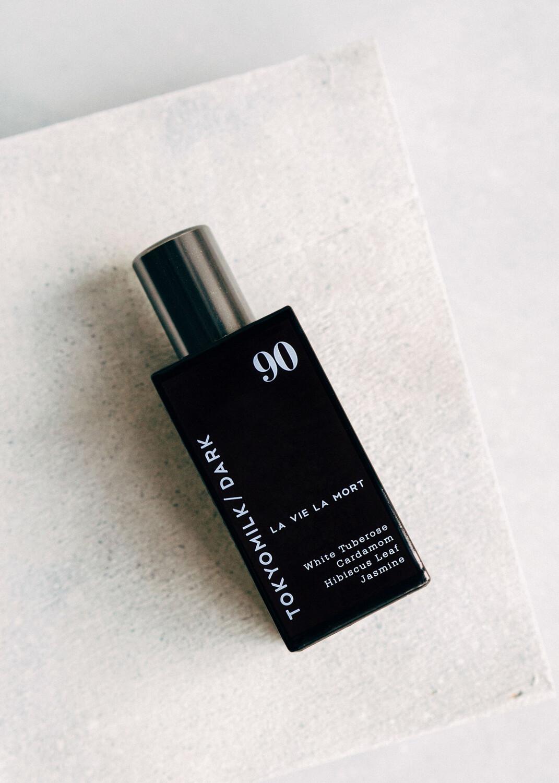 la vie la mort parfum