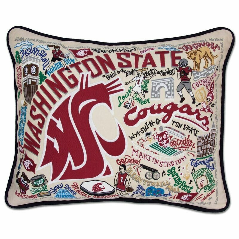 Washington State University Pillow