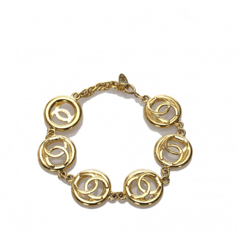 Chanel CC Chain Bracelet