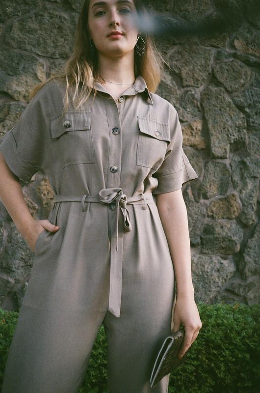 workwear jumpsuit
