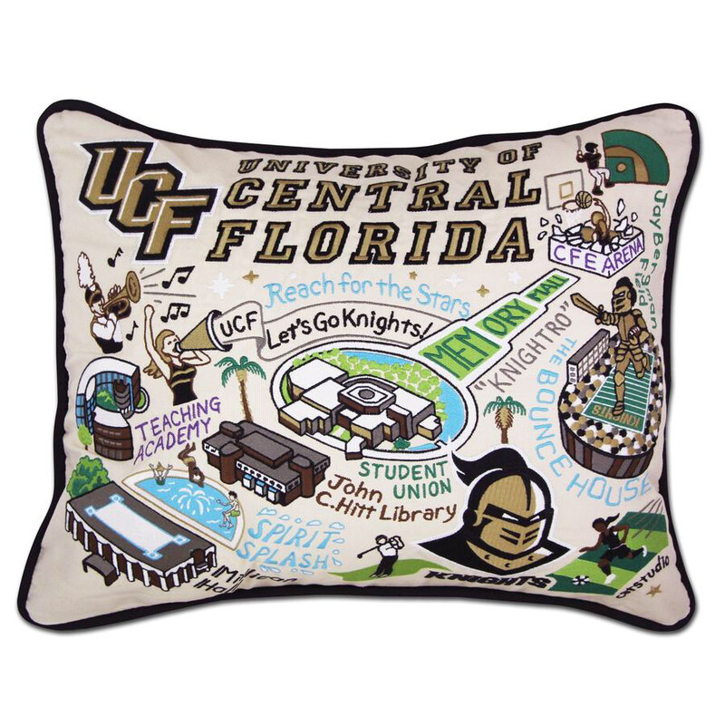 University of Central Florida Pillow