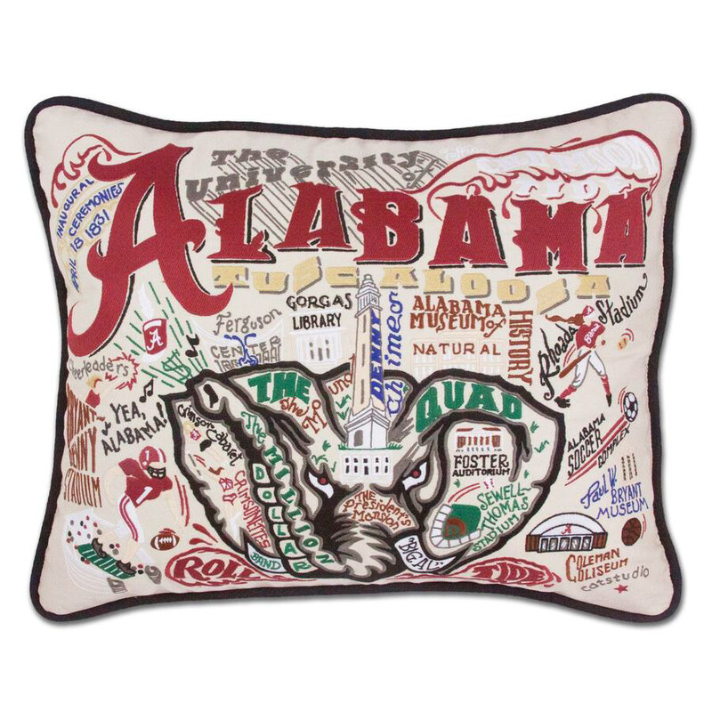 University of Alabama Pillow