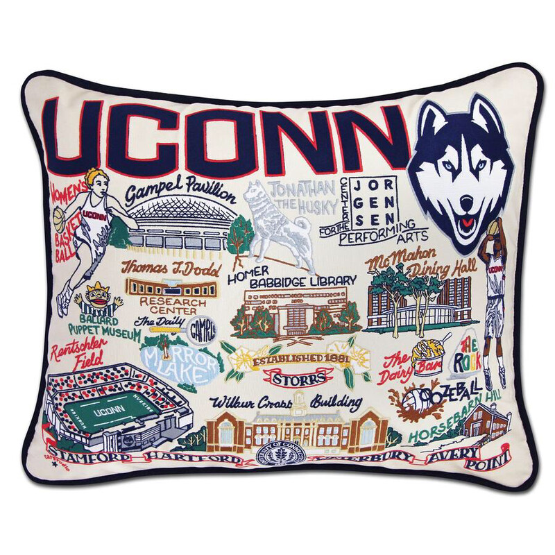 University of Connecticut Pillow