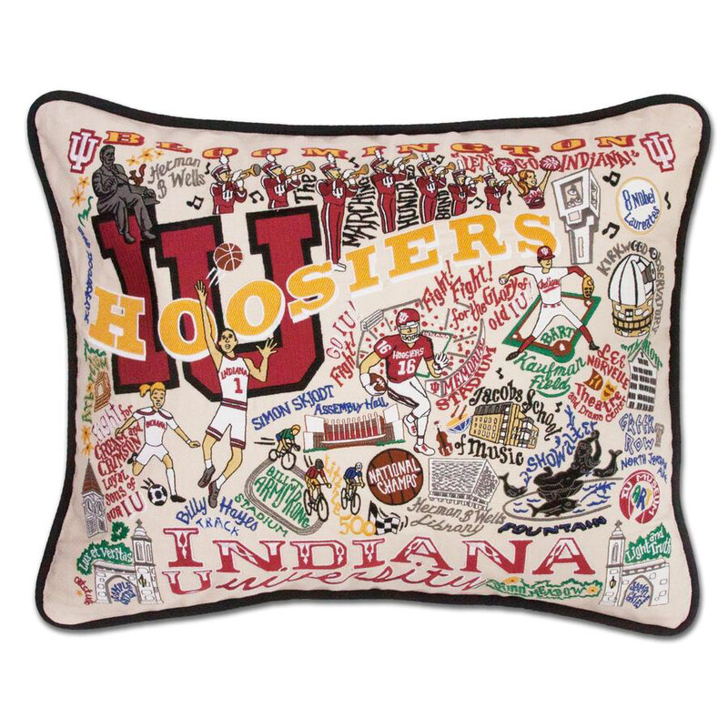 Indiana University Pillow