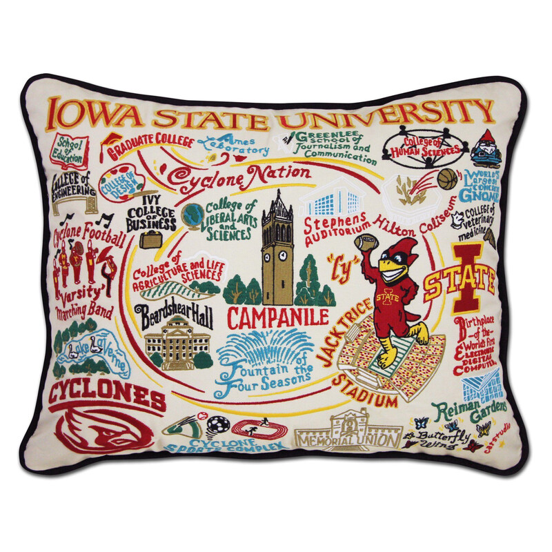 Iowa State University Pillow