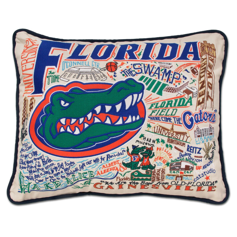 University of Florida Pillow