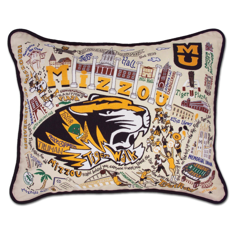 University of Missouri Pillow