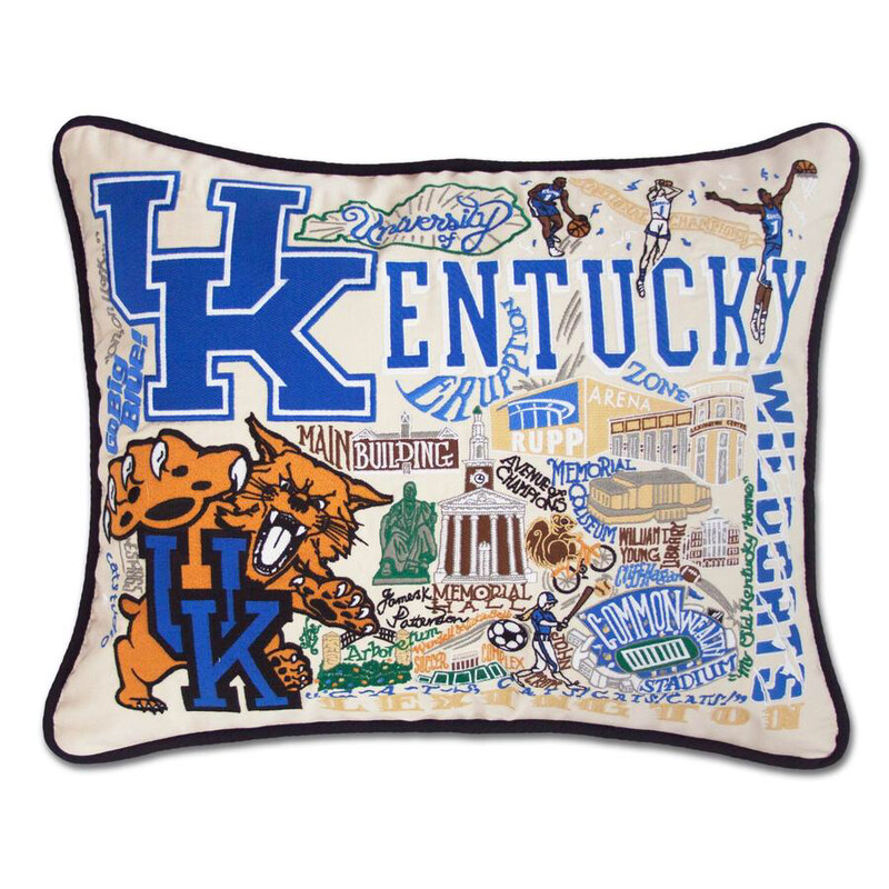 University of Kentucky Pillow