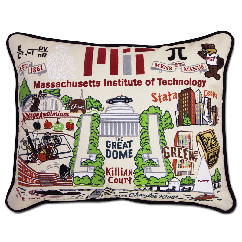 Massachusetts Institute of Technology Pillow