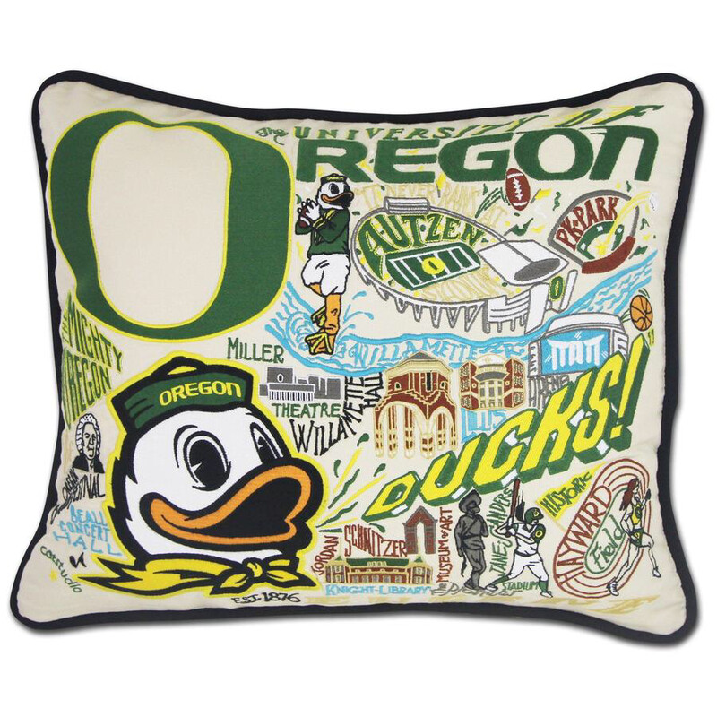 University of Oregon Pillow