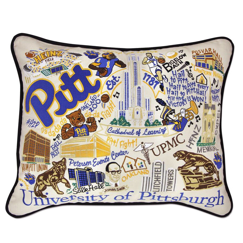 University of Pittsburgh Pillow