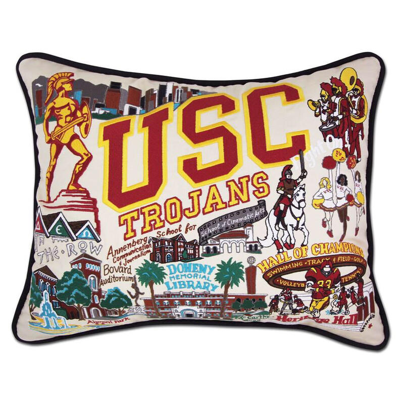 University of Southern Carolina Pillow