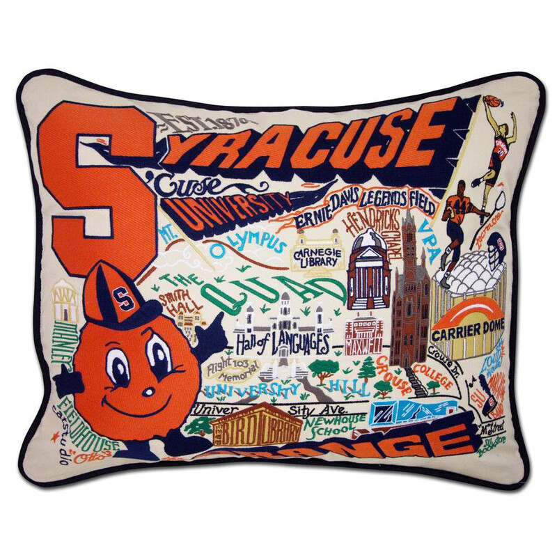 Syracuse University Pillow
