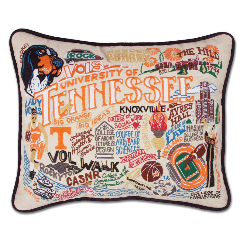 University of Tennessee Pillow
