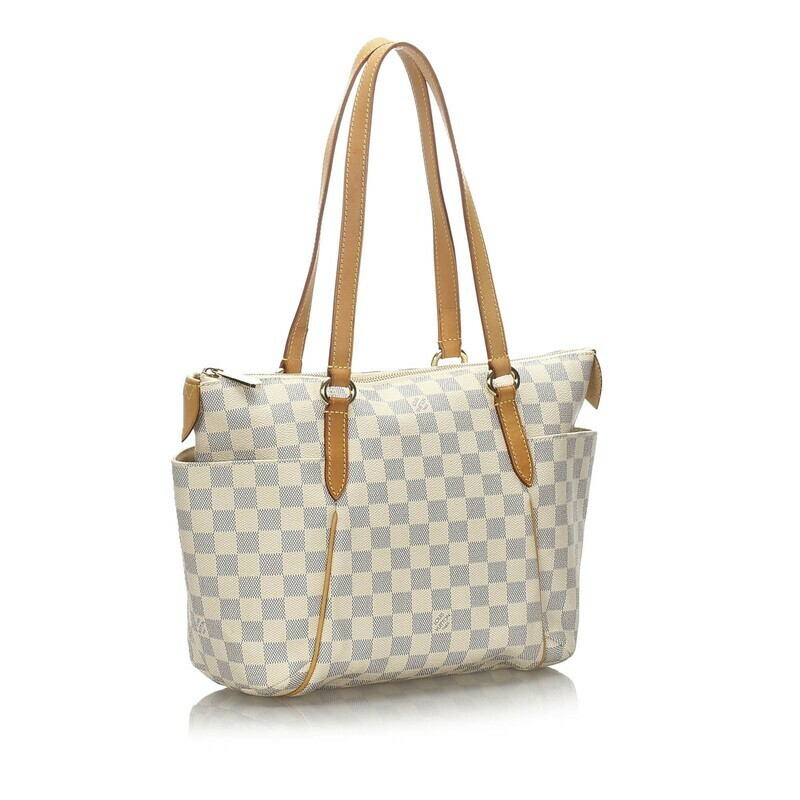 LV Damier Azur Totally PM