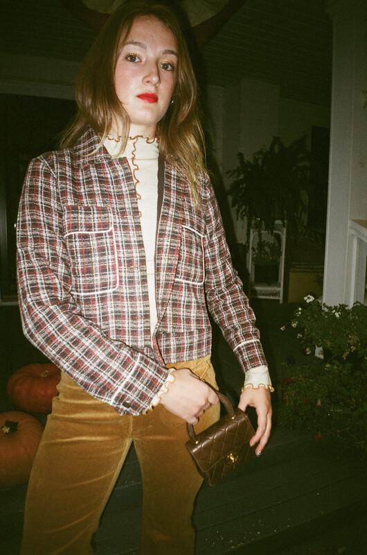 jackie tweed jacket