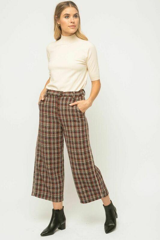 kendall tweed pants