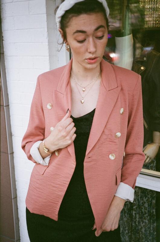 camille blazer