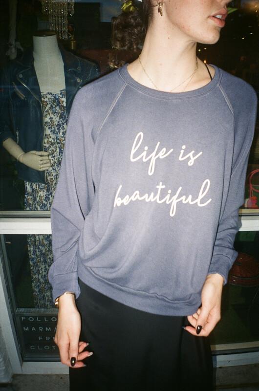 life is beautiful crew