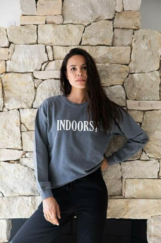 indoorsy sweatshirt