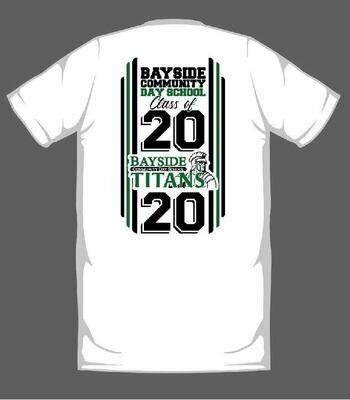 BAYSIDE 2020 GRADUATION SHIRT