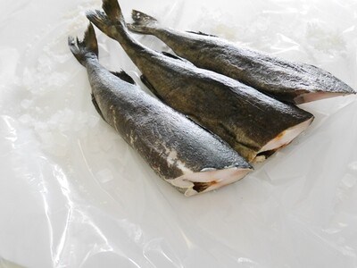 Wild Frozen Alaska Black Cod H/G  (priced per pound)