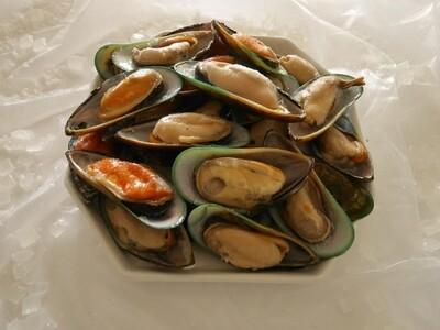 Frozen Mussels (New Zealand)